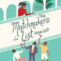 The Matchmaker's List Cover