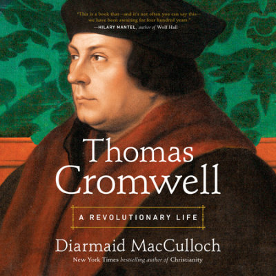 Thomas Cromwell cover