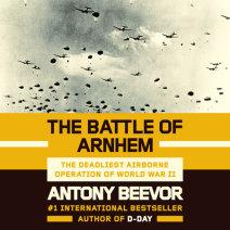 The Battle of Arnhem Cover