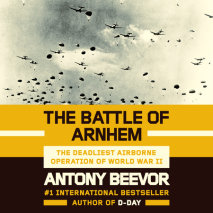 The Battle of Arnhem Cover
