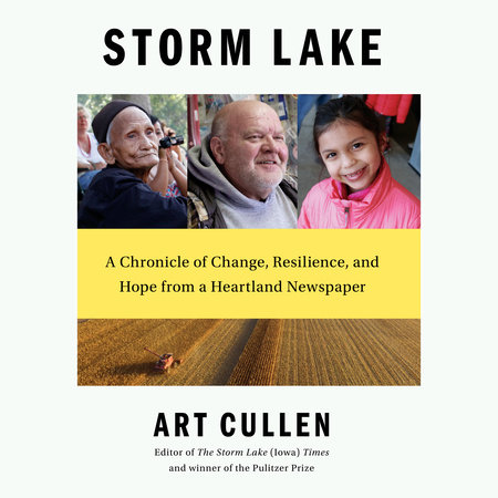 Storm Lake by Art Cullen