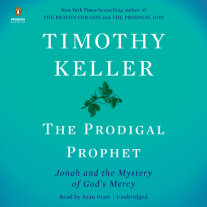 The Prodigal Prophet Cover