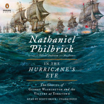 In the Hurricane's Eye Cover