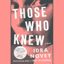 Those Who Knew Cover