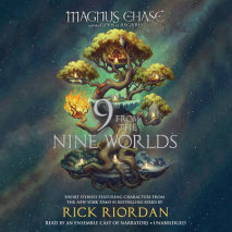 Magnus Chase and the Gods of Asgard: 9 from the Nine Worlds Cover