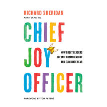 Chief Joy Officer Cover