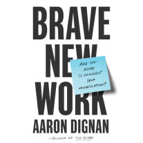 Brave New Work Cover
