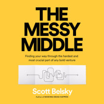 The Messy Middle Cover