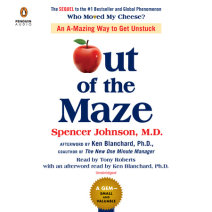 Out of the Maze Cover