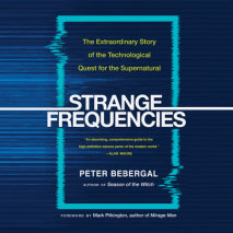 Strange Frequencies Cover