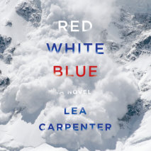 Red, White, Blue Cover