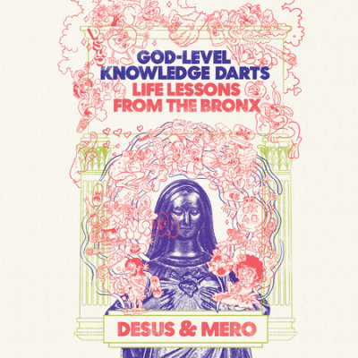 God-Level Knowledge Darts cover