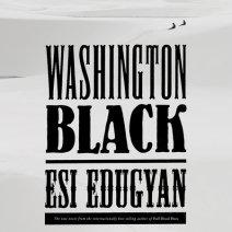 Washington Black Cover