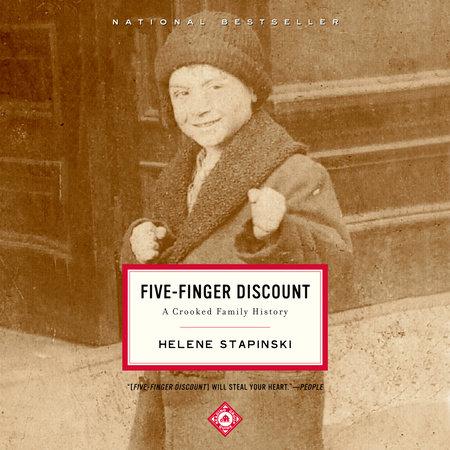 Five-Finger Discount by Helene Stapinski