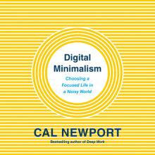 Digital Minimalism Cover