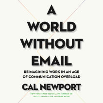 A World Without Email Cover