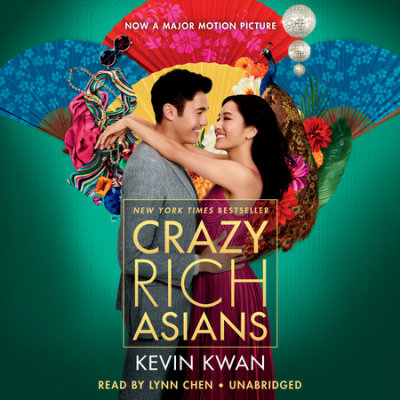 Crazy Rich Asians (Movie Tie-In Edition) cover