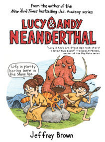 Lucy & Andy Neanderthal
