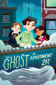 The Ghost in Apartment 2R
