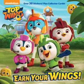 Earn Your Wings! (Top Wing)