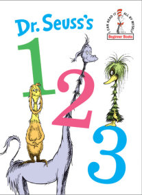 Dr. Seuss's 1 2 3
