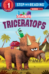 Triceratops (StoryBots)