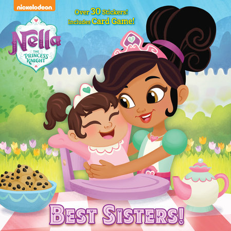 Best Sisters! (Nella the Princess Knight) by George Glass