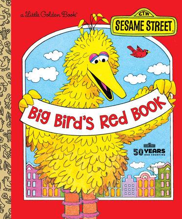 Big Bird's Red Book (Sesame Street)