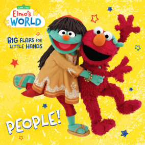 Elmo's World: People! (Sesame Street)