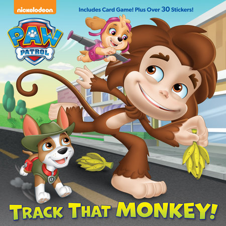Track That Monkey! (PAW Patrol)