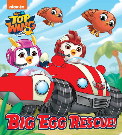 Big Egg Rescue! (Top Wing)