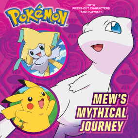 Mew's Mythical Journey (Pokémon)