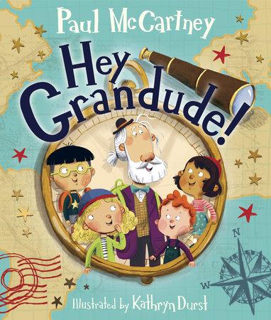 Hey Grandude! by Paul McCartney