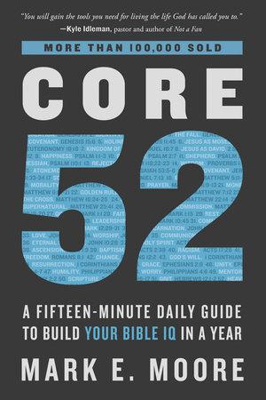 Core 52 by Mark E. Moore
