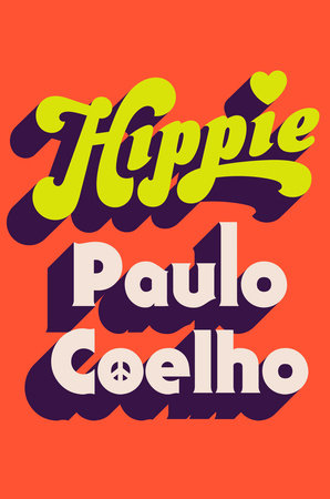 The cover of the book Hippie
