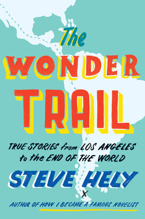 The Wonder Trail Book Cover Picture