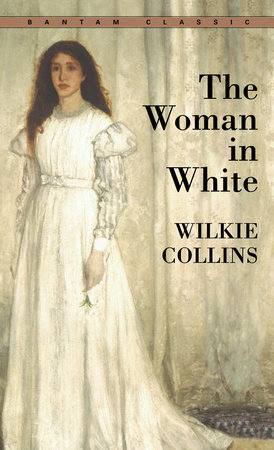 Image result for The Woman in White by Wilkie Collins