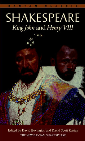 King John and Henry VIII by William Shakespeare