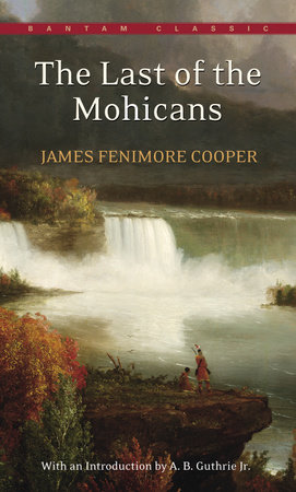 The Last of the Mohicans Book Cover Picture