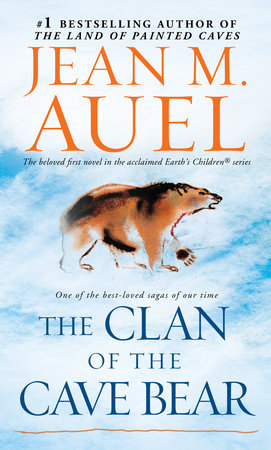 The Clan of the Cave Bear Book Cover Picture