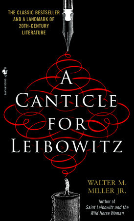 The cover of the book A Canticle for Leibowitz
