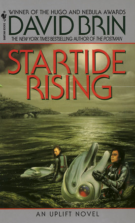 The cover of the book Startide Rising