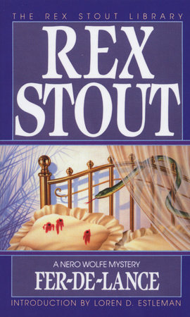 Fer-de-Lance by Rex Stout