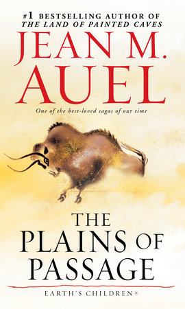 The Plains of Passage by Jean M. Auel