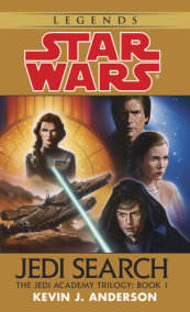Jedi Search: Star Wars Legends (The Jedi Academy)