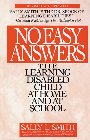 No Easy Answer by Sally Smith