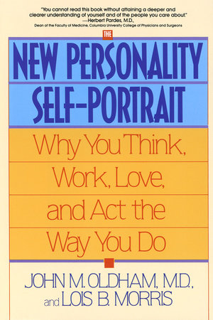 The New Personality Self-Portrait by John Oldham and Lois B. Morris