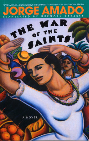 The War of the Saints by Jorge Amado