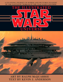 Illustrated Star Wars Universe
