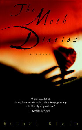 The cover of the book The Moth Diaries